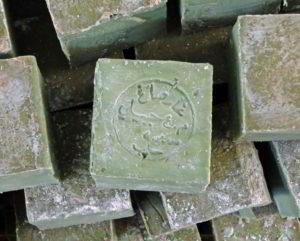 Mydlo z olivového oleja